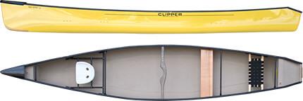 Clipper Canoes - MacKenzie 18
