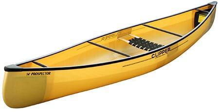 Prospector 14 von Clipper Canoes